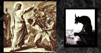 DEMONS IN THE BIBLE – (THE FALLEN ANGELS) DIFFERENT TYPES AND HOW THEY ATTACK