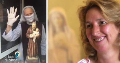 Marija from Medjugorje with special coronavirus message –  Visionary: How to live today