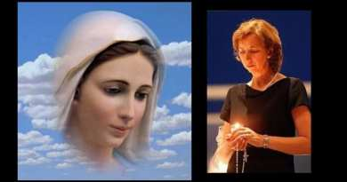 "Why Our Lady asks us to pray…The heart of Medjugorje says visionary Marija:  ""It is important that we understand that Heaven and hell are real!… Life on earth is transitional and Eternity is our destiny…"""
