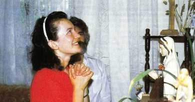 "Vicka's surgery is successful… Also: When Medjugorje seer Vicka had apparition on operating table. ""Her lips were moving and the doctors were totally amazed!"""