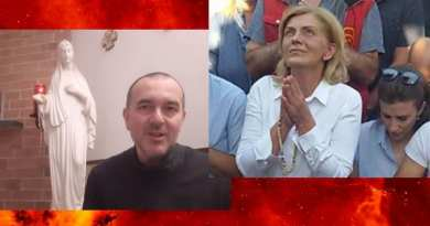 "Medjugorje: Diego Manetti, renowned Mariologist and author of the book ""Why the Madonna appears "" says: ""We know 7 secrets concern terrible punishments…but punishment is not a product of God, but it is what man is producing himself."""