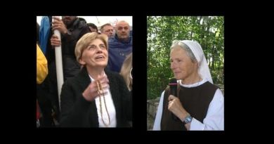 "Sr. Emanuel: Signs and strange events  – Satan is angry – Is the Triumph Near? ""But on this day people in large numbers began to howl blasphemies and yell like animals as soon as the Blessed Mother appeared."""