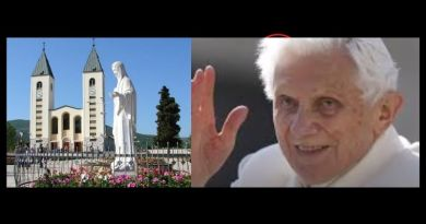 MEDJUGORJE GARANBANDAL & PREDICTION OF ANGELIC POPE FROM GALICIA SPAIN –