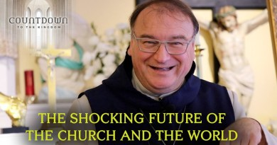 "Fr. Michel Rodrigue: Our Lady, Herself has named me ""Apostle of the End Times.""  ""THE MONTH OF OCTOBER  WILL SEE GREAT THINGS!"