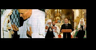 As Christianity rises in Russia THE Fatima prophecy unfolds…The hidden mystery has consequences for the world – Signs that Our Lady's victory is near?