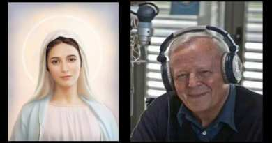 "Market Crash, Riots in the streets, Coronavirus,  Pandemic – Medjugorje: Father Livio of Radio Maria- ""We are in serious danger!. The Virgin Mary says:  ""The world is destroying itself! …Everything around you is passing and everything is falling apart, only the glory of God remains."""