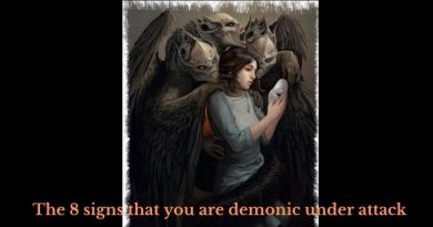 The 8 signs that you are demonic under attack