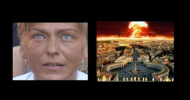 "THE TIPPING POINT:  Approaching the Apocalypse…  Russia is the Key to the secrets of Fatima and Medjugorje –  Visionary: ""Our Lady told me many things that I cannot yet reveal. I can only hint at what the future holds, but I do see indications that the events are already in motion."""