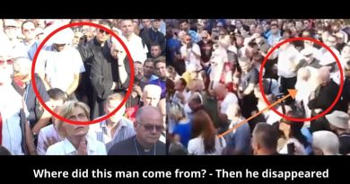 Unsolved Mystery on Apparition Hill – Did a resurrected Saint John Paul II appear at Mirjana's Apparition shortly  before Visionary's regular meetings with Virgin Mary ended.