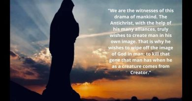 "Our Lady Says: ""Prepare"" – ""The anti-Christ is among us."" Fr. Ivan Dugandizic at Medjugorje"