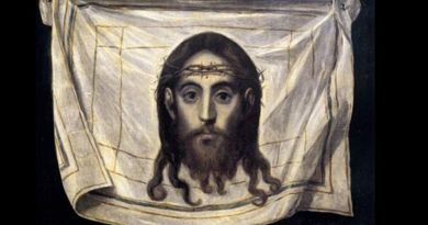 "The 8 Promises of the ""Holy Face of Jesus"" …Say the""Golden Arrow"" prayer today for your protection – this prayer came from Jesus"