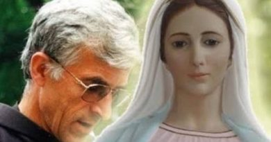 Medjugorje Miracle – Fr. Slavko appears:  Woman meets mysterious priest met on Apparition Hill had been dead for 7 months.