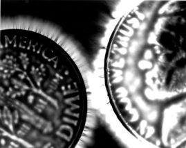 Kirlian coins - Wikipedia