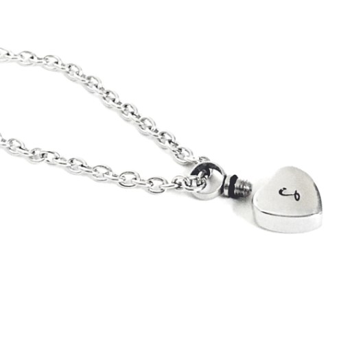 Personalized Urn Necklace for Ashes by Mystic Soul