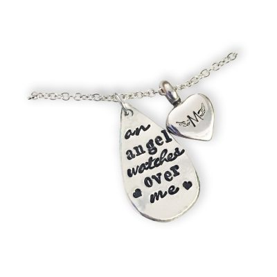Handmade Personalized Memorial Urn Jewelry by Mystic Soul