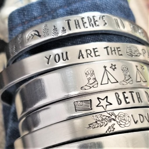 Yellowstone Inspired Beth Quote Bracelet