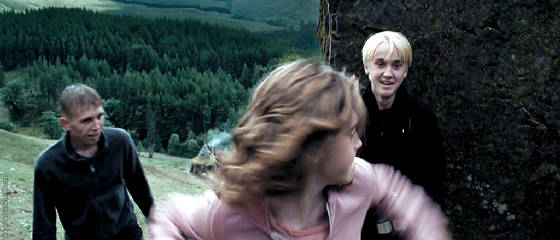 Malfoy Friends Draco His And