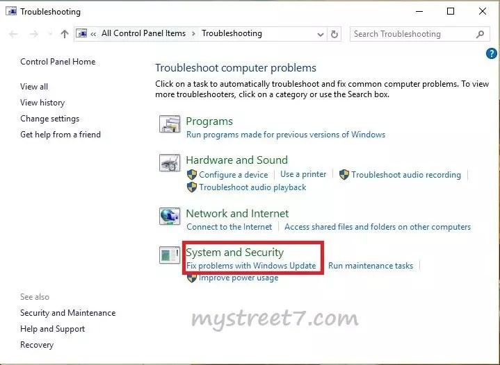probleme windows update 2