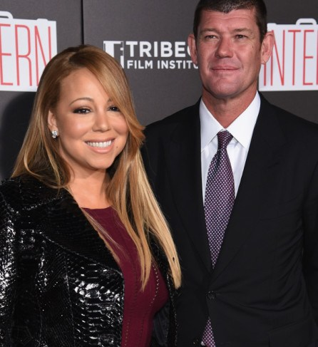 Mariah Carey's love story continues with James Packer