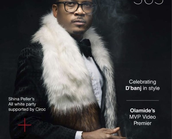 CEO of Quilox Shina Peller covers the Second Issue of Quilox 365 Magazine