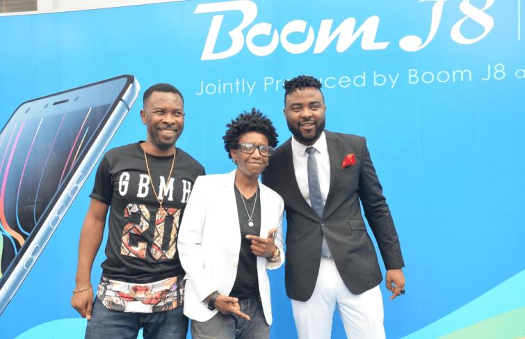 TECNO unveils BOOM J8 – The next music phone