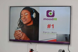 Mooditt 2.0 music app launch