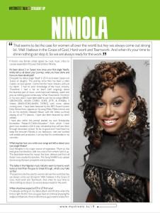 Mystreetz magazine/Niniola
