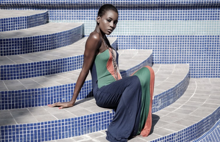 AMUSA DAMILOLA IS A MODEL TO LOOK OUT FOR