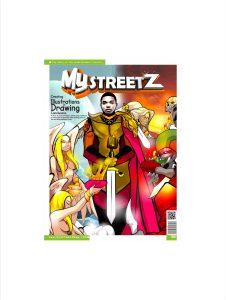 Mystreetz magazine/collydeprime