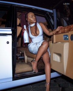 Miss Dulcet/Gold Bottle Girl/Mystreetz Magazine