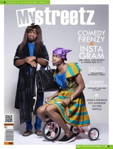 Mystreetz Magazine edition 40