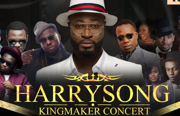 HARRYSONG KINGMAKER CONCERT 2018 UNVEILS NAMES OF PERFORMING ARTISTS