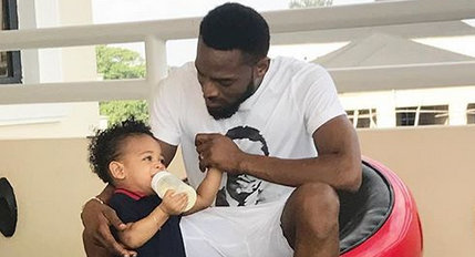 D'banj loses his 1 year old son