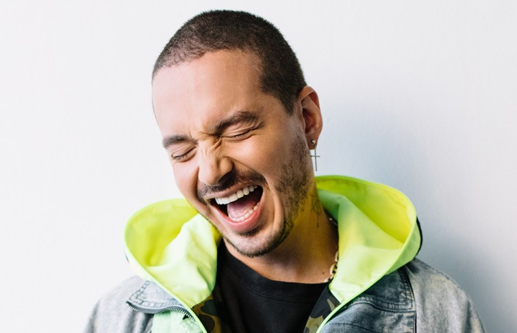 J. Balvin Upsets Drake To Become Spotify's Most-Streamed Artist