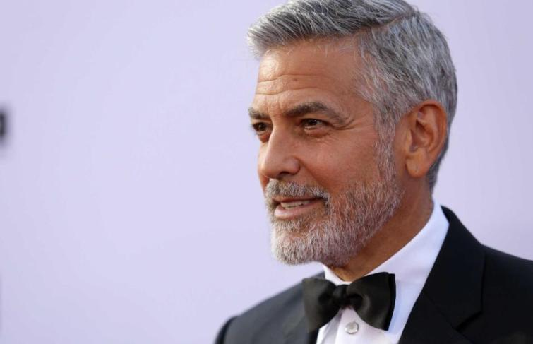 George Clooney Hospitalized