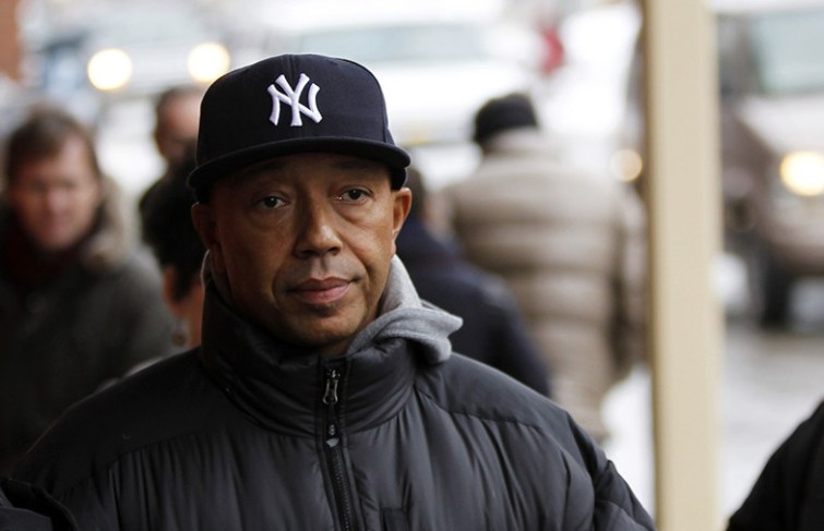 Russell Simmons Faces New Rape Allegation