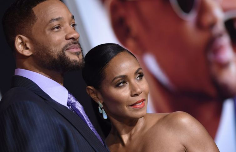 Will Smith And Jada Pinkett Smith Are Partners for life