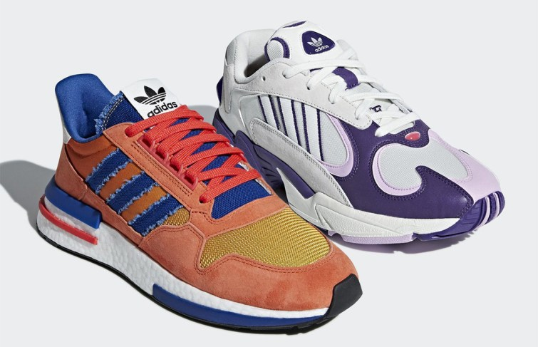Adidas Launches Its Dragon Ball Z Collection