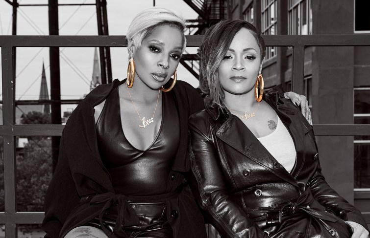 Mary J. Blige and Simone I. Smith Launch 'Sister Love' Jewelry Line