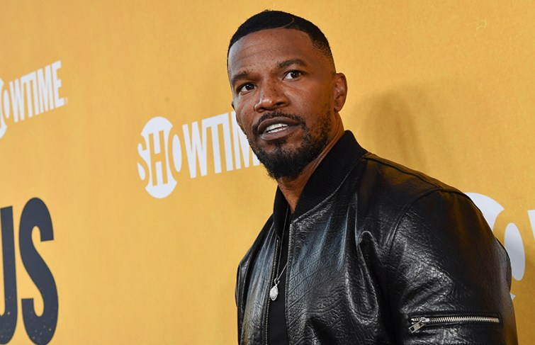 Jamie Foxx Penis Slapping Investigation Closed