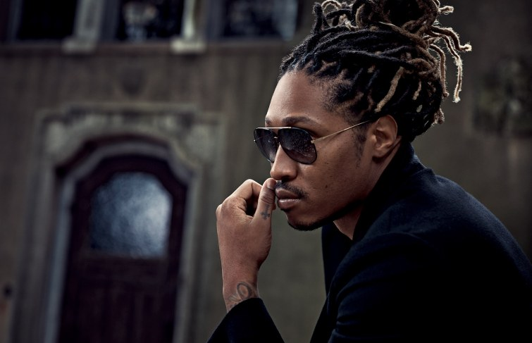 """Future Releases Another New Track """"Scammalot"""""""