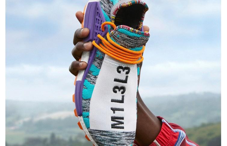 "Pharrell & adidas Originals Heading to Africa to Unveil the ""SOLARHU"" Pack"