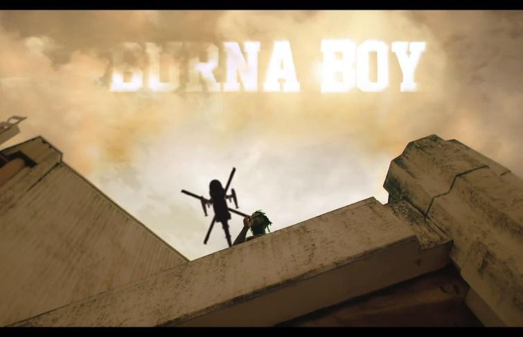 Burna Boy Drops 'Gbono' Video