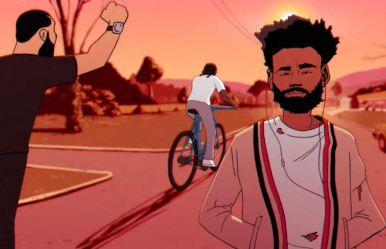 Childish Gambino Drops 'Feels Like Summer' Animated Video