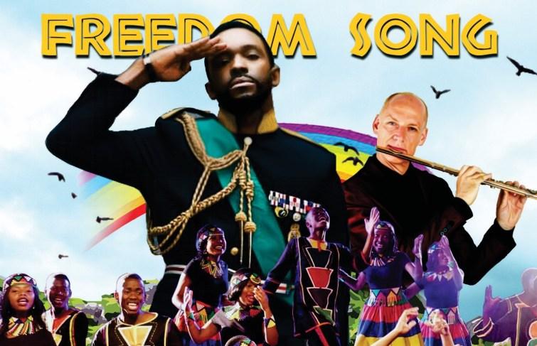 Tito.Da. Fire Drops Freedom Song Featuring Wouter Kellerman & Ndlovu Youth Choir