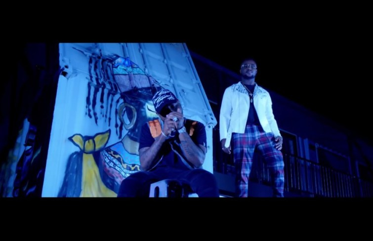 "Ichaba Releases New Video ""Man Must Chop"" Featuring Davido"