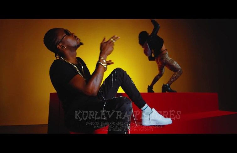 Orezi Releases the Video for 'Weke'
