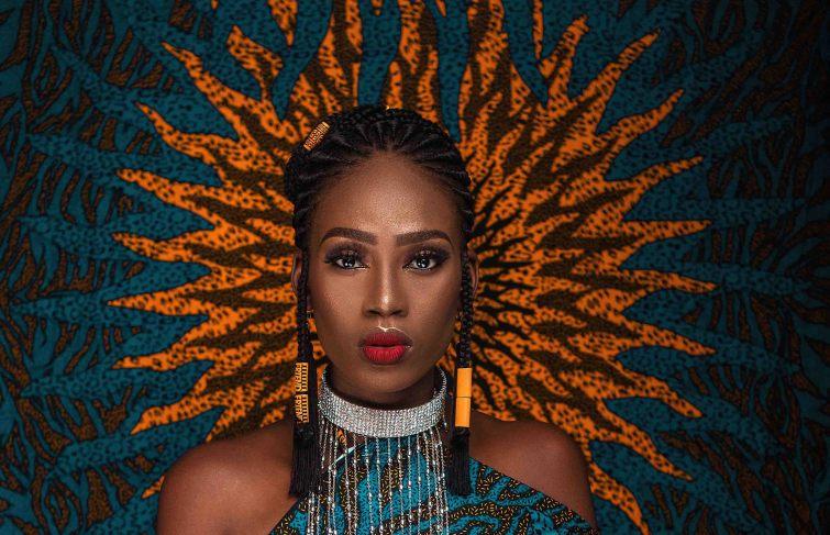 Lucas Ugo Unveils African Goddess As an Intro Photo Series
