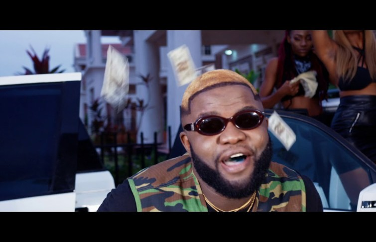 Baddest DJ Timmy Releases Video for Sexy Money featuring Skales