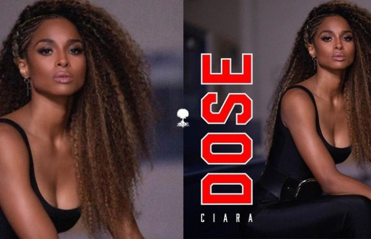 """Ciara Releases New Single """"Dose"""""""